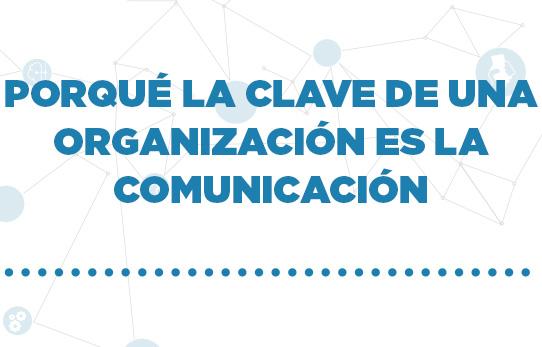 Porqué la clave de una organización es la comunicación